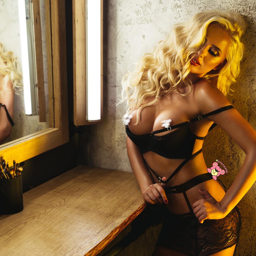 Fotografii nud&boudoir: PNK Teddy Bear