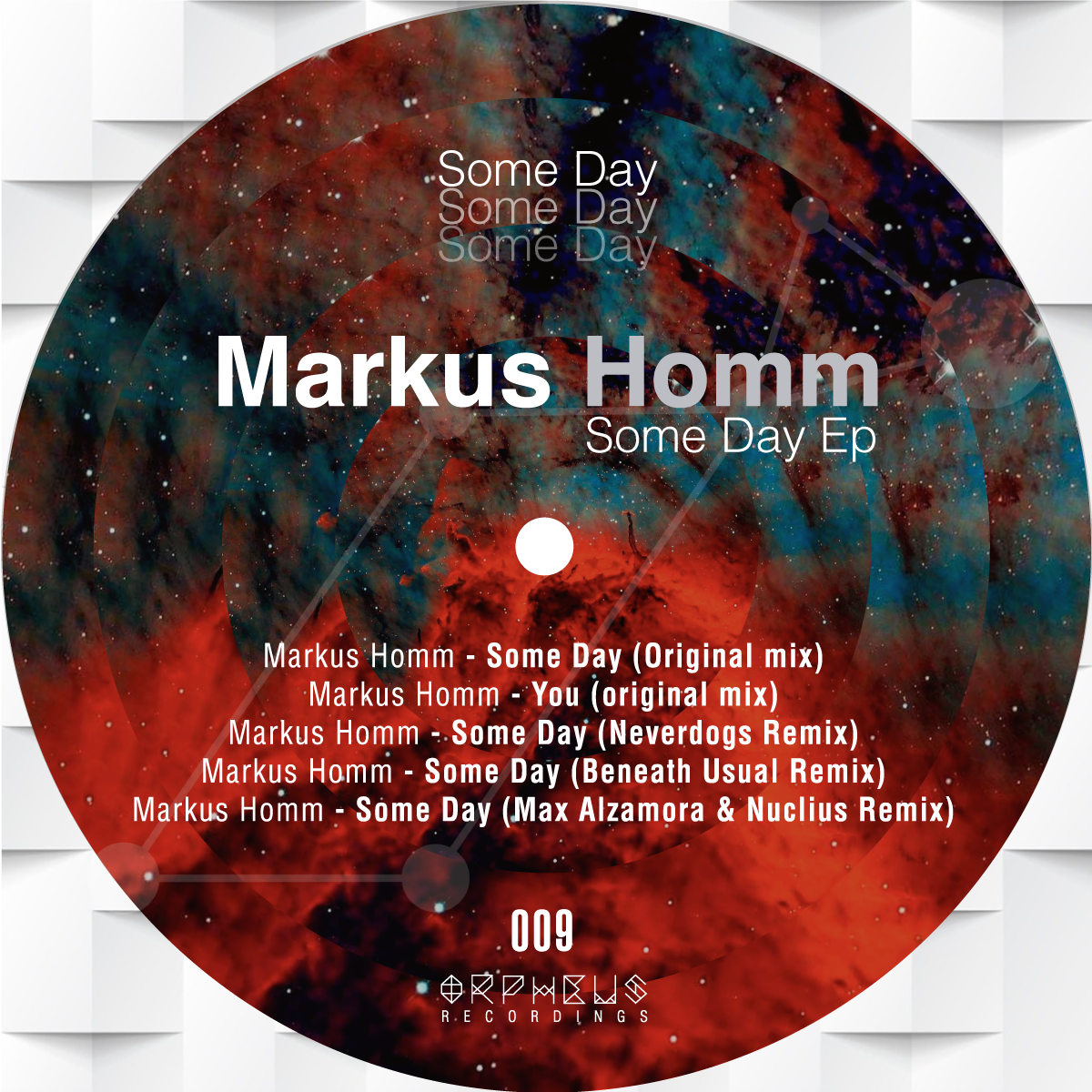 Markus Homm - Some days (Beneath usual remix)