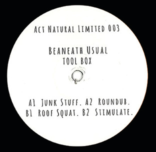 ANL003 Beneath Usual