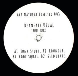 ANL003 Beneath Usual