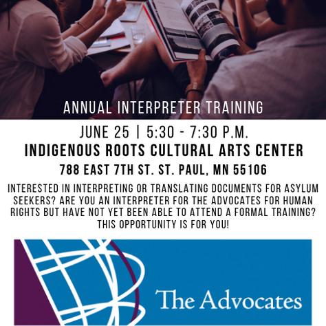 Copy of annual interpreter training (2).