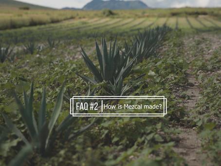 FAQ: How is mezcal made?
