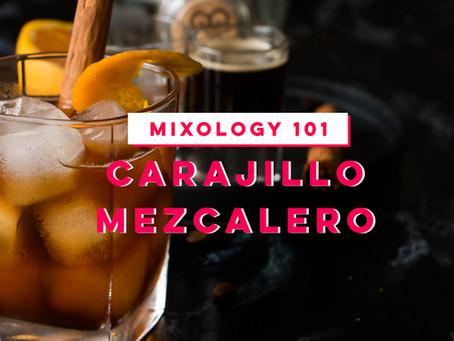 "Cocktail ""Carajillo Mezcalero"""