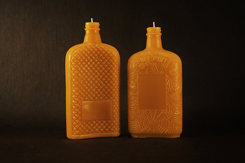 VINTAGE WHISKEY BOTTLE SET