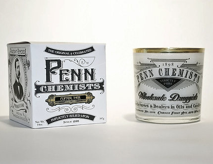 CENTRAL PARK LUXE 2-WICK CANDLE