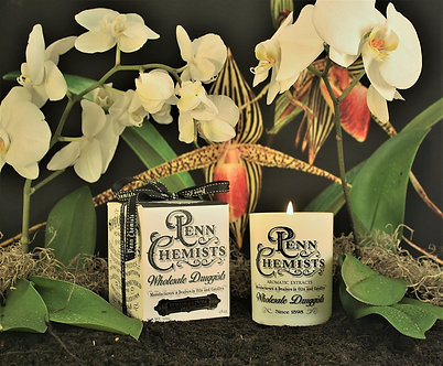 LIMITED EDITION ROTHSCHILD'S ORCHID 10 OZ. CLASSIC CANDLE