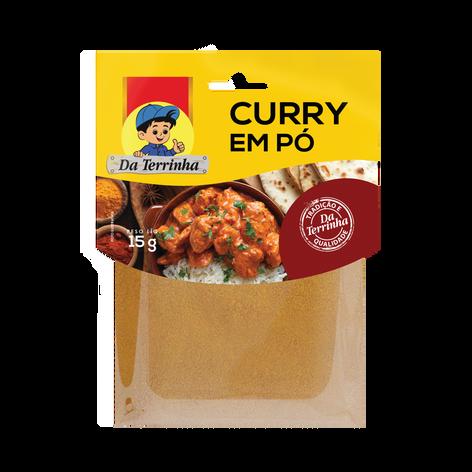 Curry em Pó 15g