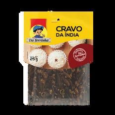 Cravo da Índia 25g