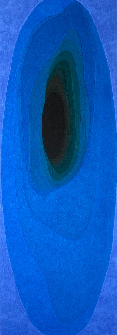 Oval organic III