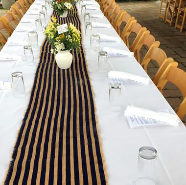 farm dinner table with flowers.steph.iza