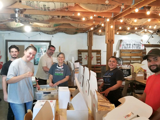 On to Cheese Victory, Market Offerings and Father's Day Farm Open House