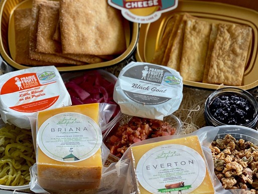 A wetter world? New Victory Cheese Box, Farm & Market Offerings