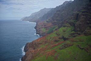 Kauaʽi: jungle, beaches, and very steep cliffs