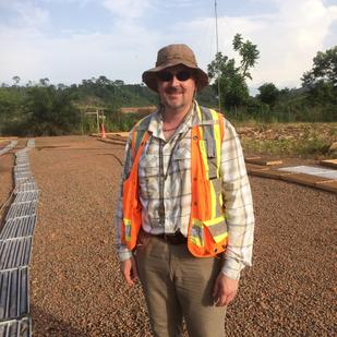 Experienced Geoscientist: Dave Eden