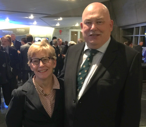 Royal Canadian Geographical Society's Annual College of Fellows Dinner 2016