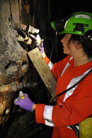 Early-career Geoscientist: Cheyenne Sica