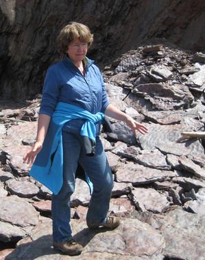 Experienced Geoscientist: Dr. Elisabeth Kosters