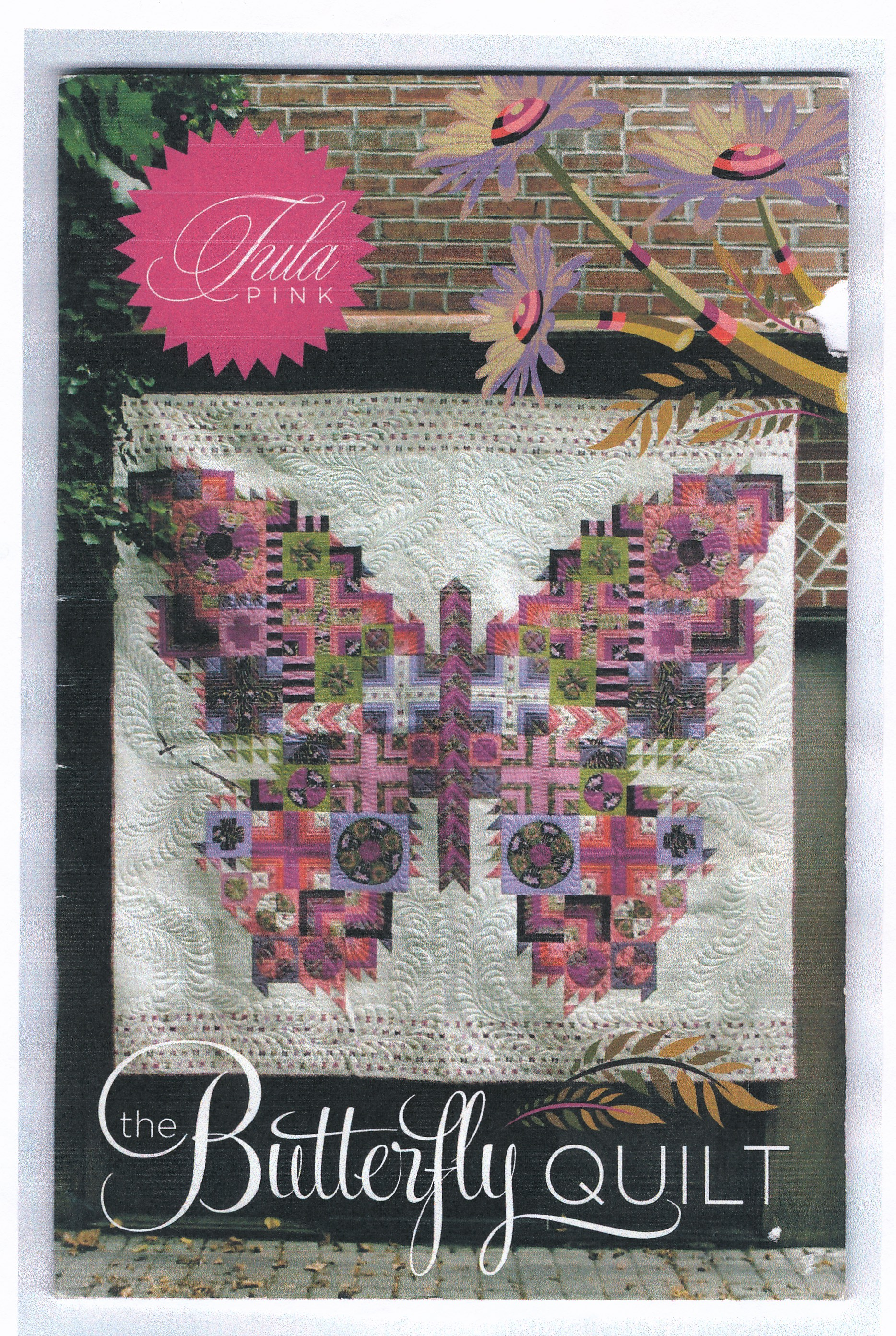 Tula Pink - Butterfly Quilt