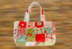 Mini Charm Square Bag