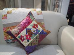 Appliqué Cushion