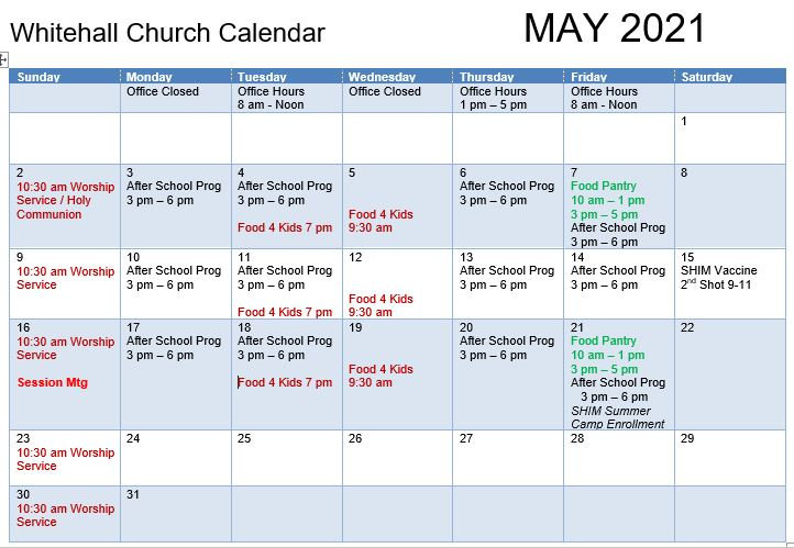 May 2021 Calendar.JPG
