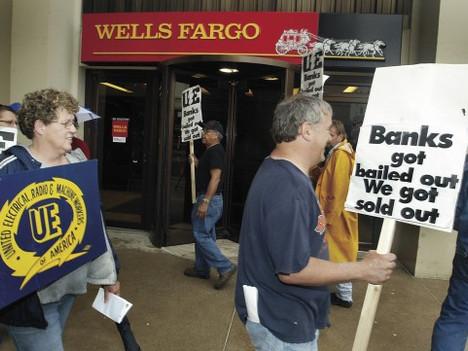 Wells Fargo Gets a Slap on the Wrist