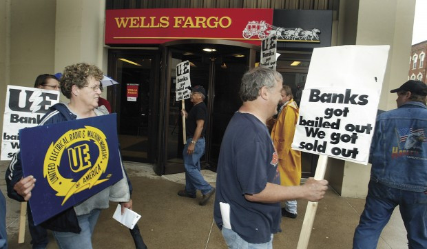 Wells Fargo Criminal Acts