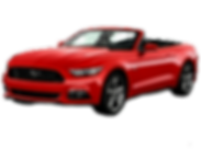 Ford mustang convertible for rent in Mia