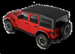 Jeep Wrangler Convertible Soft Top