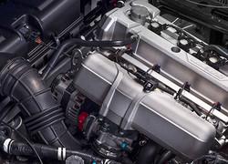 Polaris four cylinder engine