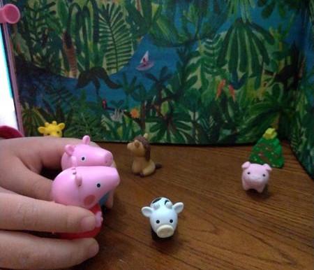 「跟」你的孩子玩耍:Child-Led Play