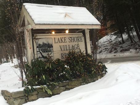 A hidden gem: The Lake Shore Village Resort