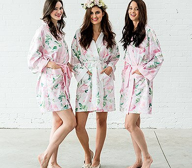 Gift ideas for your Bridal party