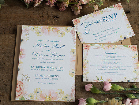 Questions about proper wedding invitation etiquette?