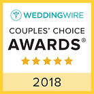 2018 Wedding Wire Couples' Choice Award Winner - Ashley Elizabeth Designs - New Hampshire