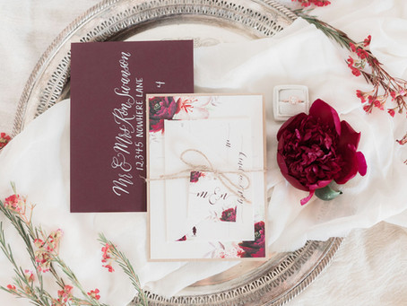 Stationery: Why It's Important for Your Wedding