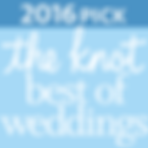 2016 The Knot Best of Weddings Winner - Ashley Elizabeth Designs - Concord, New Hampashire