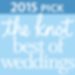 2015 The Knot Best of Weddings Winner - Ashley Elizabeth Designs - Concord, New Hampashire