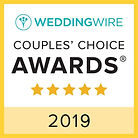 2019 Wedding Wire Couples' Choice Award Winner - Ashley Elizabeth Designs - New Hampshire