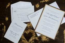 Ashley Elizabeth Wedding Invitation