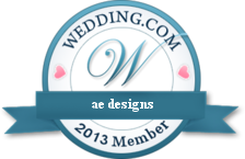 wedding-badge