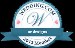 wedding-badge