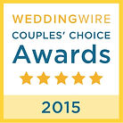 2015 Wedding Wire Couples' Choice Awards Winner - Ashley Elizabeth Designs - New Hampshire