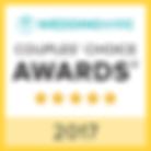 2017 Wedding Wire Couples' Choice Award Winner - Ashley Elizabeth Designs - New Hampshire