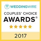 2017 Wedding Wire Couples' Choice Award Winner - Ashley Elizabeth Designs - New Hampshire