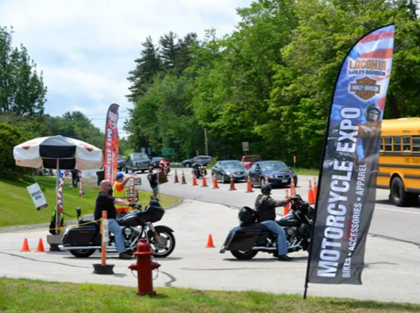 Harley-Davidson Bike Week Signage
