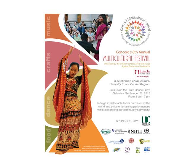 Concord Multicultural Festival Logo