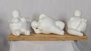 Distorted Reflection - Peter Markwick Sculpture Winner