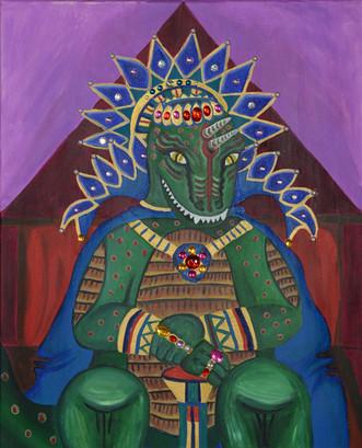 'Queen Maarsda'