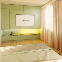 Schlafzimmer Grün Top 15